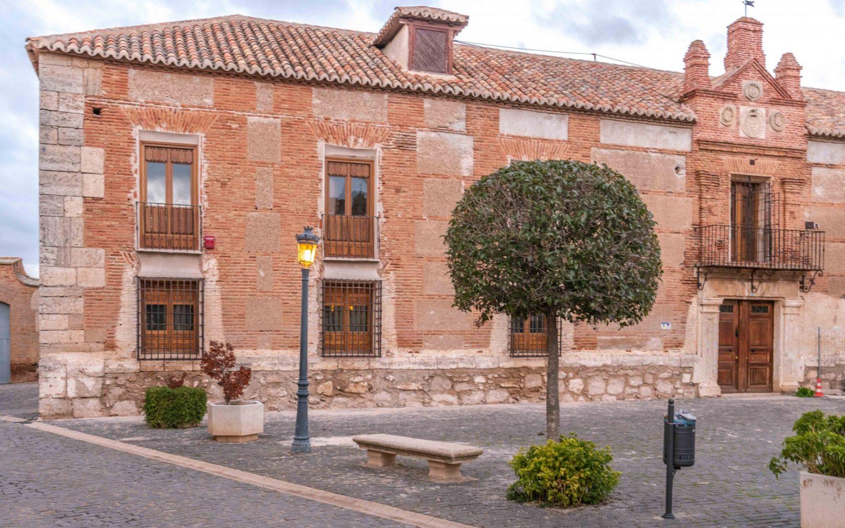 Palacio de Clavería