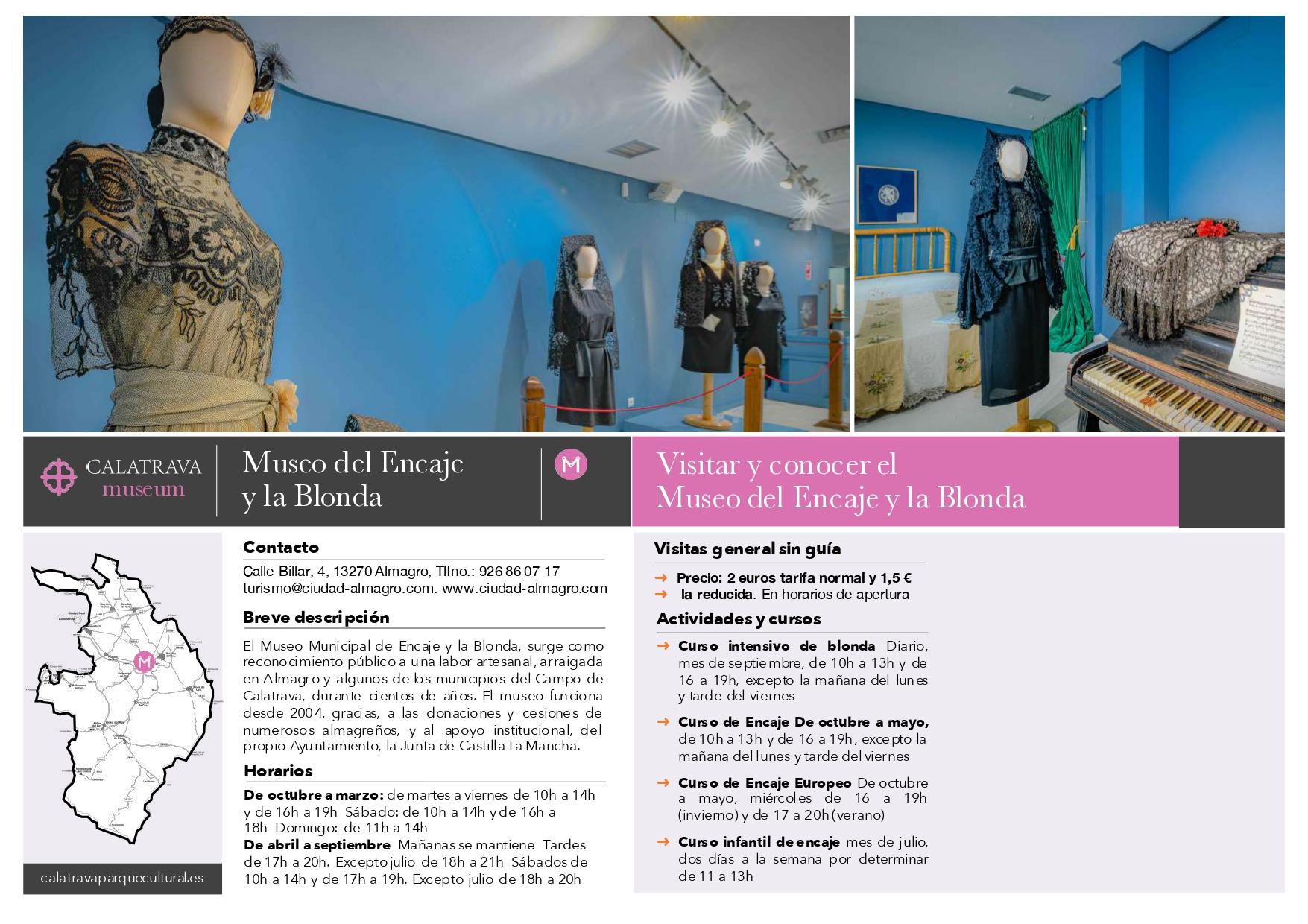 mapa-Museo del Encaje