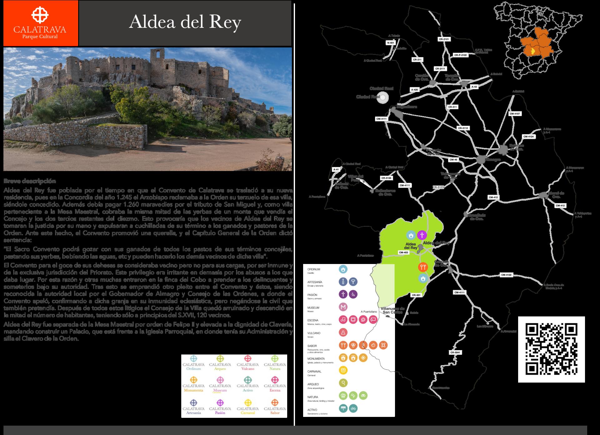 mapa-Aldea del Rey