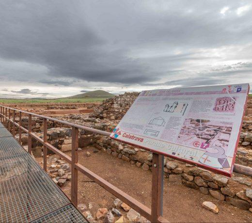 Ermita-Yacimiento Oreto y Zuqueca