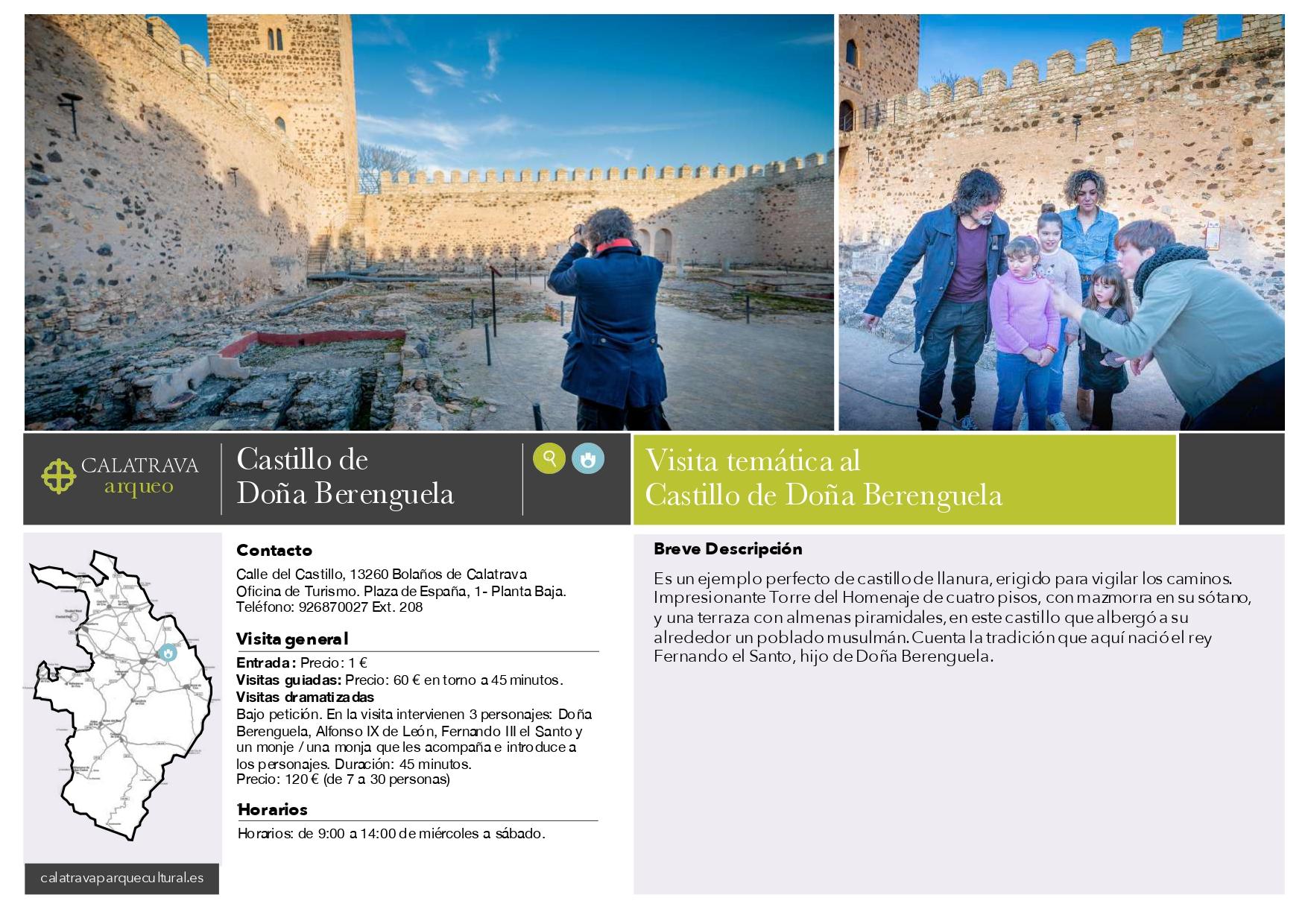 mapa-Castillo de Doña Berenguela