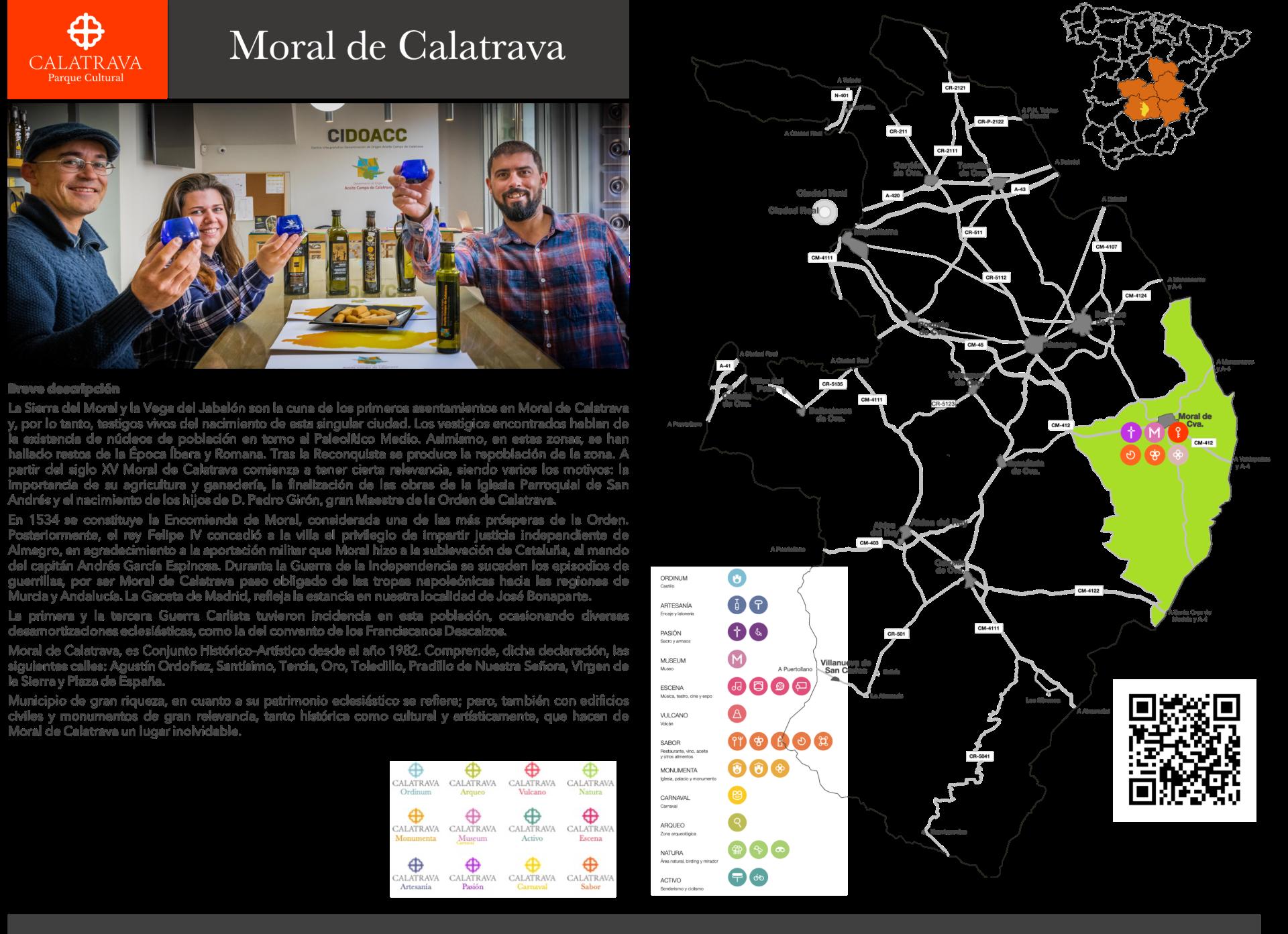 mapa-Moral de Calatrava