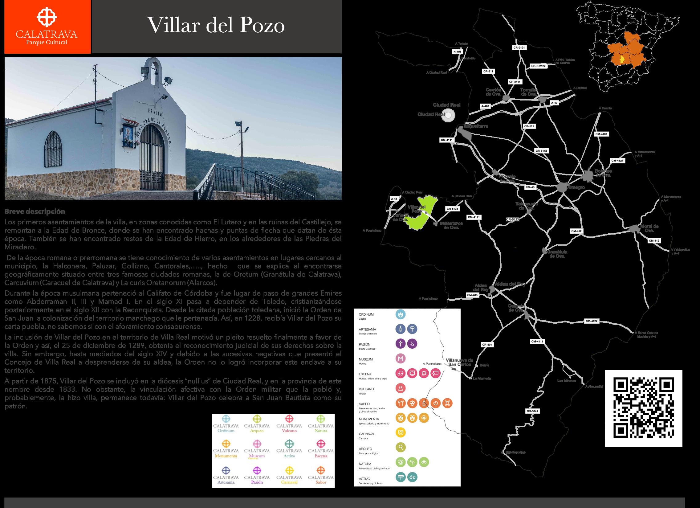mapa-Villar Del Pozo